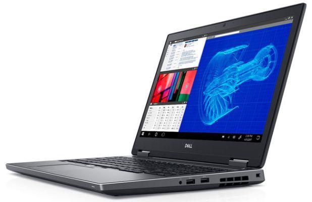 Dell Precision 7530 z AMD Radeon Pro WX 4150 na pokładzie [2]