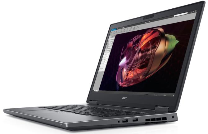 Dell Precision 7530 z AMD Radeon Pro WX 4150 na pokładzie [3]