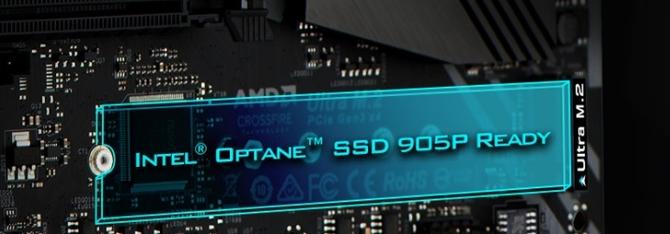 Intel Optane SSD 905P - Podświetlenie LED i nowy kontroler [3]