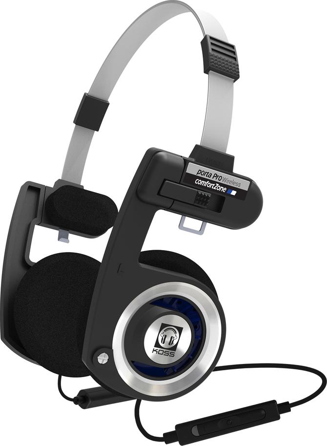 Koss Porta Pro Wireless - klasyczne słuchawki z Bluetooth [1]