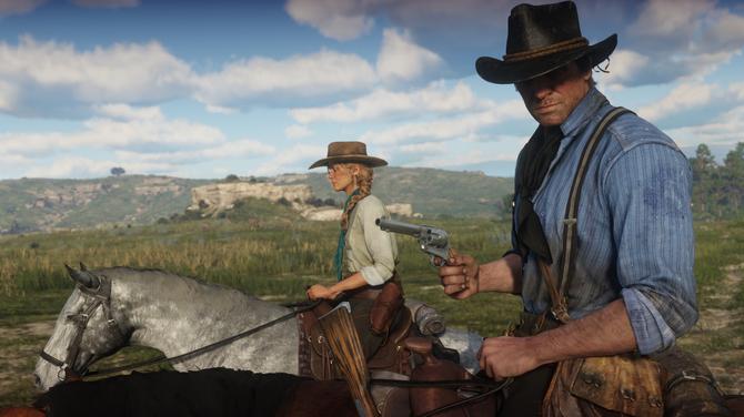 Red Dead Redemption 2 - otrzymaliśmy trzeci zwiastun gry [1]