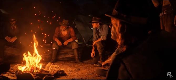 Red Dead Redemption 2 - otrzymaliśmy trzeci zwiastun gry [2]