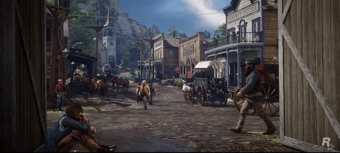 Red Dead Redemption 2 - otrzymaliśmy trzeci zwiastun gry [3]