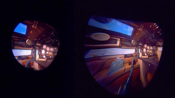 Oculus Half Dome - Prototyp gogli VR z ruchomymi ekranami [3]