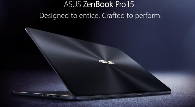ASUS Zenbook Pro UX550GD - odświeżony laptop z Coffee Lake-H [1]