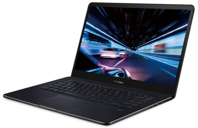 ASUS Zenbook Pro UX550GD - odświeżony laptop z Coffee Lake-H [2]