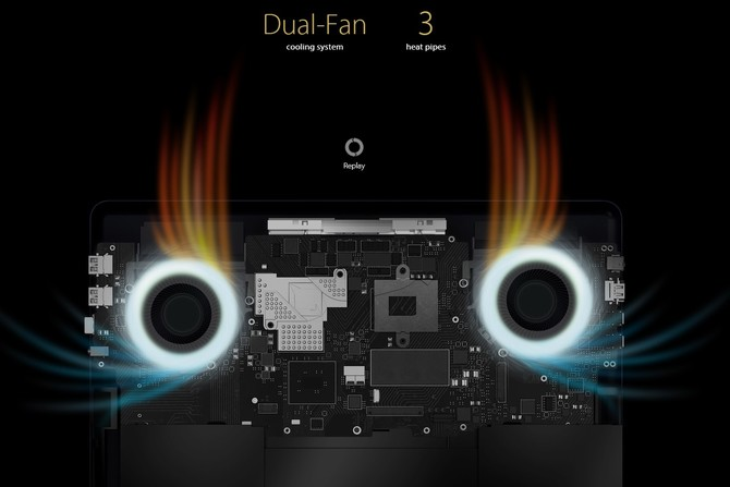 ASUS Zenbook Pro UX550GD - odświeżony laptop z Coffee Lake-H [3]