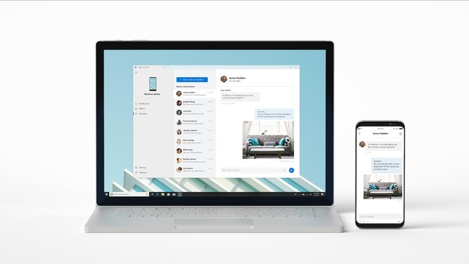 Microsoft zintegruje Windows 10 z każdym Twoim telefonem [1]