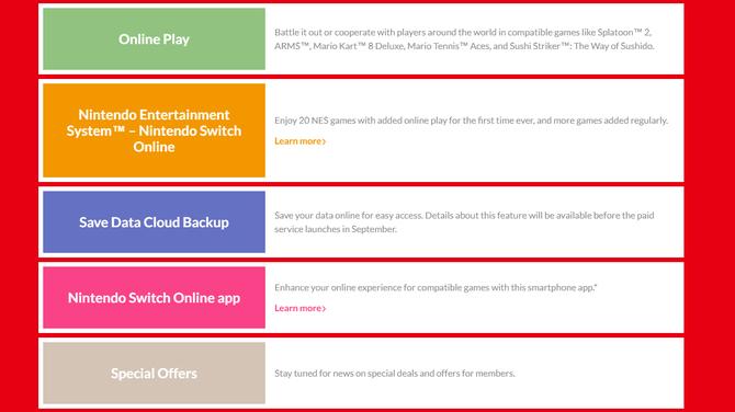 Wiemy już dokładnie, co zaoferuje Nintendo Switch Online  [1]