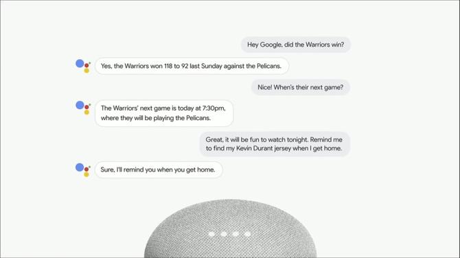 Google I/O 2018 - Assisstant uczy się nowych sztuczek [4]
