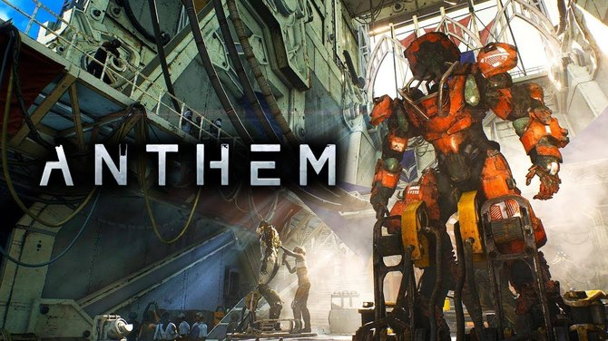 Jest data premiery Anthem - gry, którą stworzą... sami gracz [1]