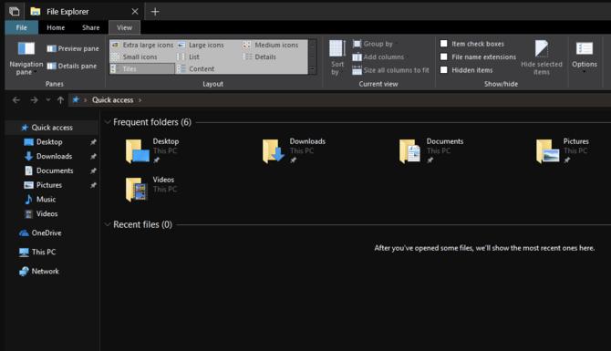 Windows 10 build 17666: ciemny motyw i schowek w chmurze [2]