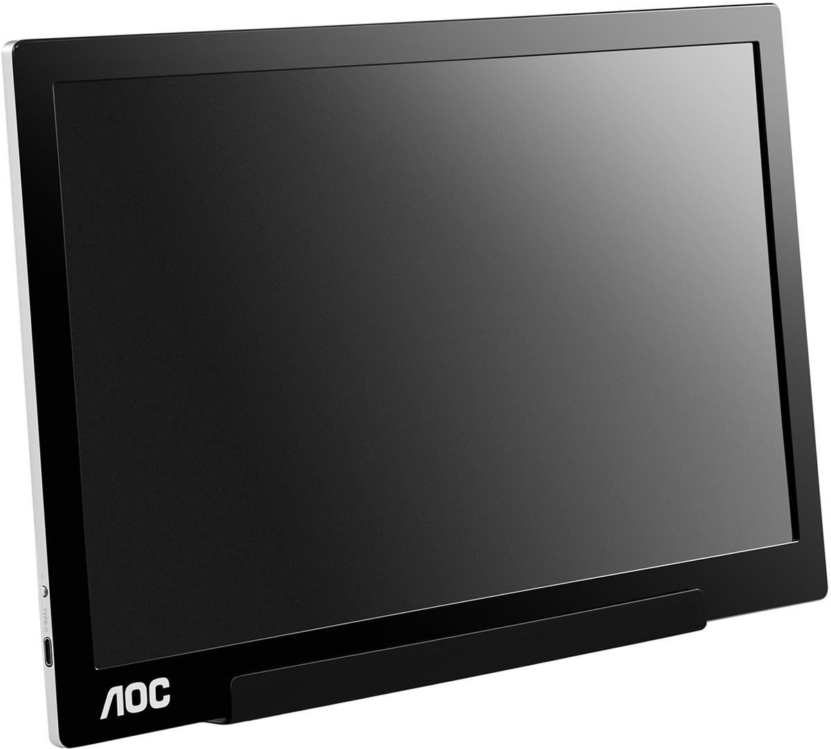 Młodzieńczy AOC I1601FWUX - Przenośny 15-calowy monitor z matrycą IPS | PurePC.pl GG15