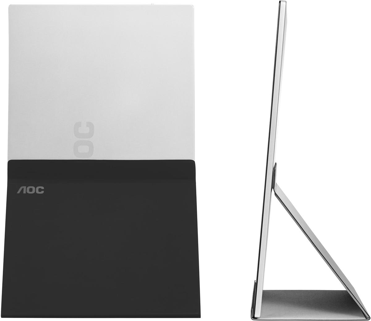 Młodzieńczy AOC I1601FWUX - Przenośny 15-calowy monitor z matrycą IPS | PurePC.pl IA02