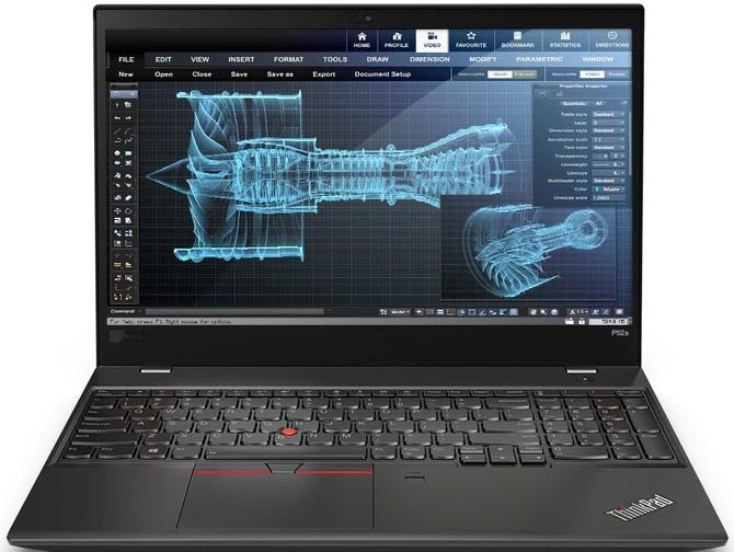 Lenovo ThinkPad P52s - nowa mobilna stacja robocza [1]