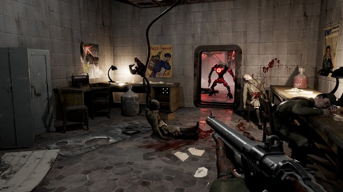 Atomic Heart: Bioshock i Fallout na sowieckich sterydach [2]
