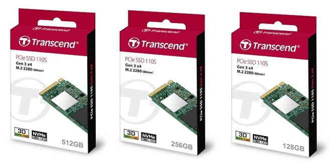 Transcend SSD 110S - tanie dyski M.2 wchodzą do sprzedaży [2]