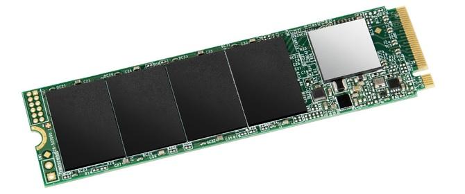 Transcend SSD 110S - tanie dyski M.2 wchodzą do sprzedaży [3]
