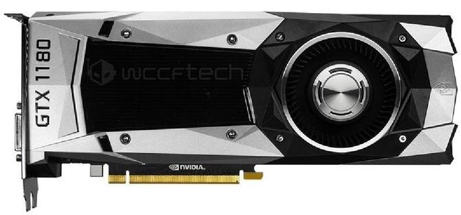 NVIDIA GeForce GTX 1180 zobaczymy już w lipcu? [2]