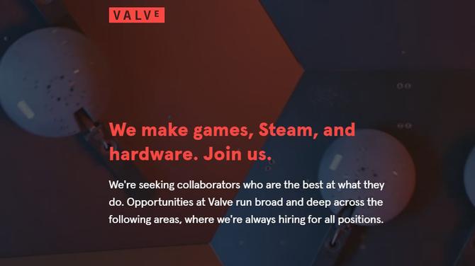Valve szuka programistów do prac nad nowymi grami [3]
