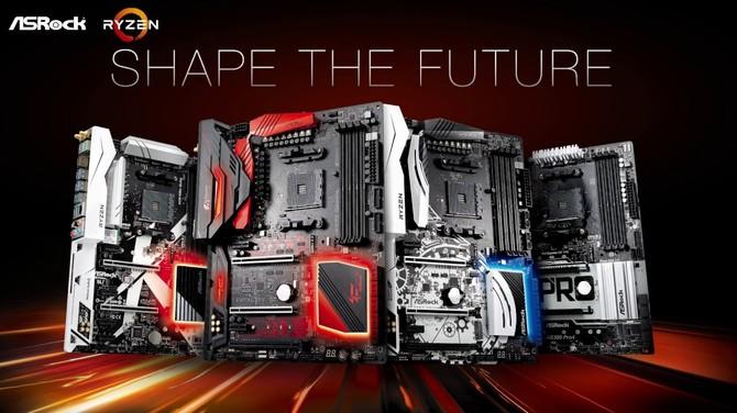 ASRock przygotowuje cztery płyty główne z chipsetem B450 [1]
