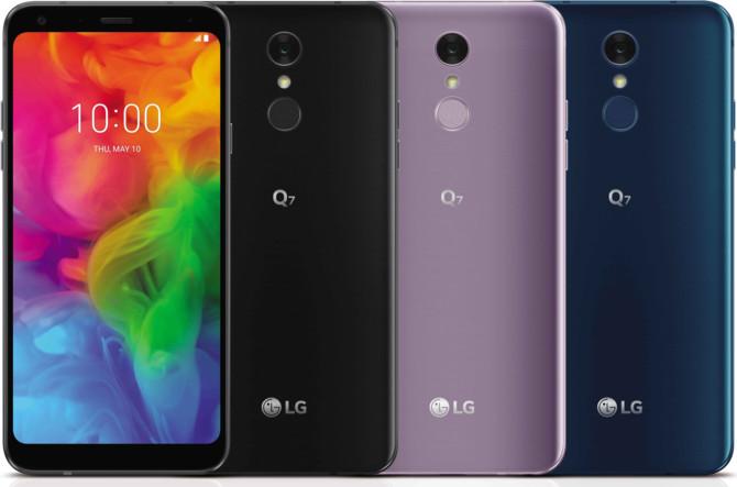 LG Q7 - tym smartfonem firma chce zawojować średnią półkę [1]
