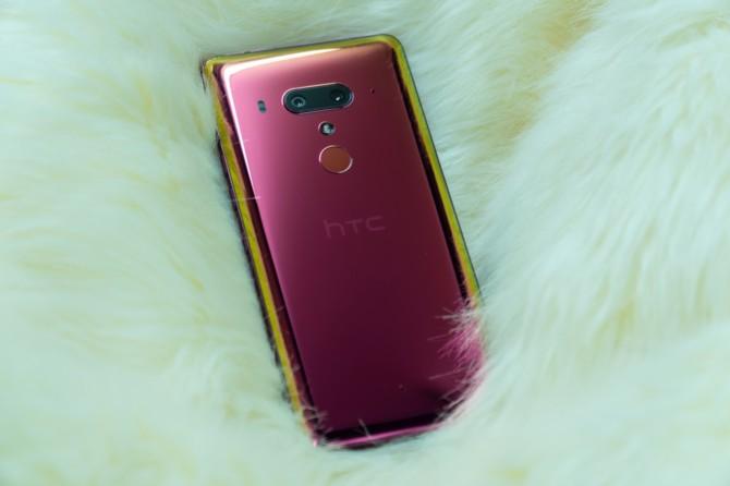 HTC U12+ - premiera smartfona pełnego nietypowych rozwiązań [1]