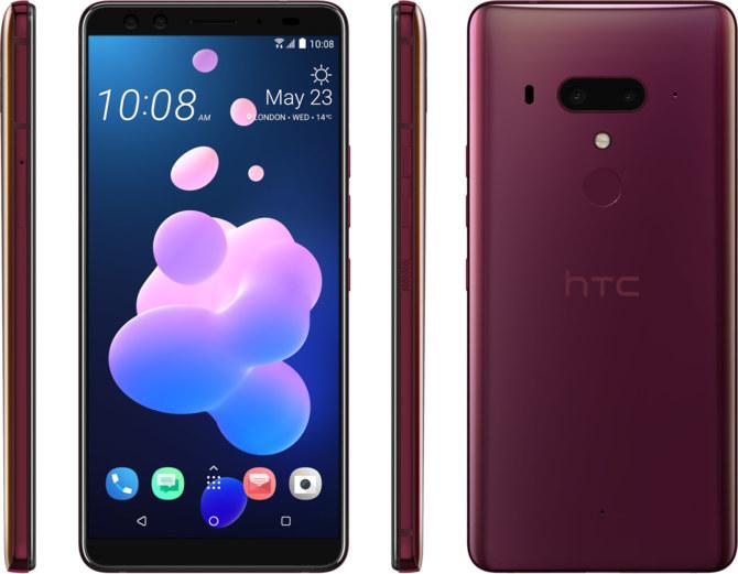 HTC U12+ - premiera smartfona pełnego nietypowych rozwiązań [3]