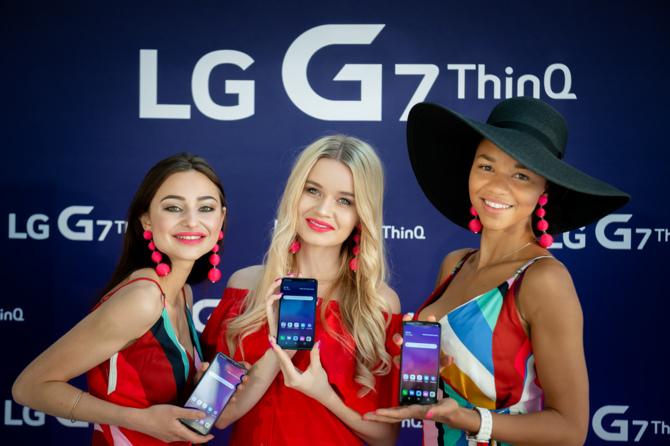 LG G7 ThinQ - polska premiera i oficjalne ceny [1]