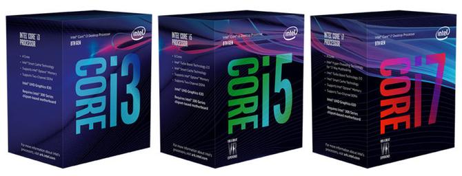 Kolejne informacje o 8-rdzeniowych Intel Coffee Lake [1]