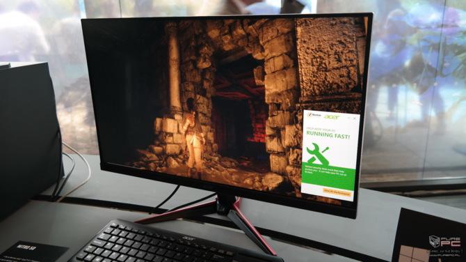 Next@acer: Prezentacja desktopów dla graczy oraz monitorów [15]