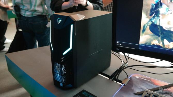 Next@acer: Prezentacja desktopów dla graczy oraz monitorów [6]