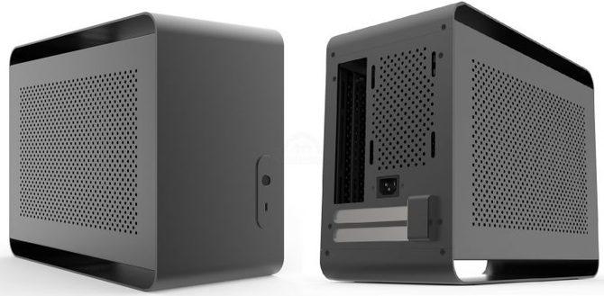Streacom DA2 - Wyjątkowy maluszek z modularnym wnętrzem [2]