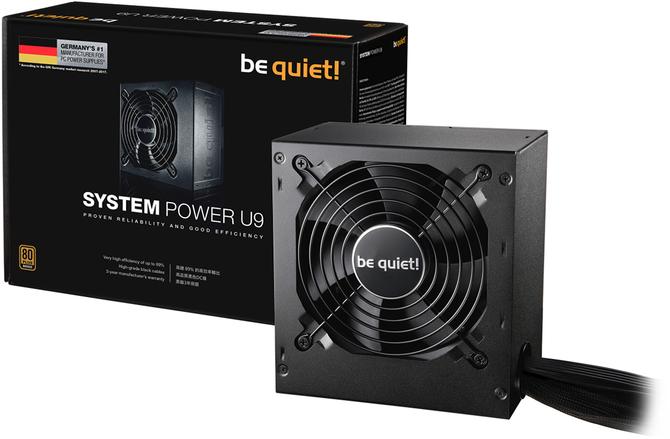 be quiet! System Power U9 - Nowa seria budżetowych zasilaczy [1]