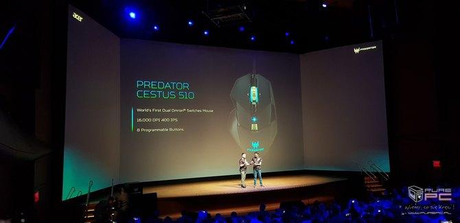 Next@acer: Prezentacja gamingowych peryferiów marki Predator [3]