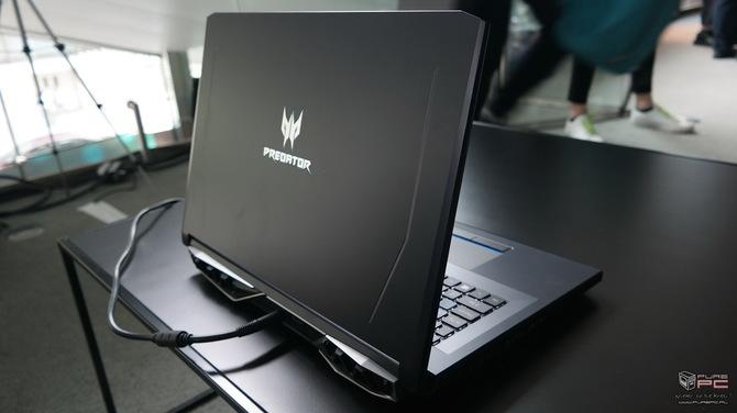 Acer Helios 500 w wersji z AMD Ryzen 7 i Radeon RX Vega 56 [1]