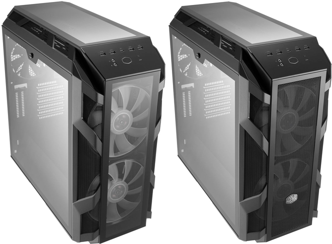 Cooler Master MasterCase H500M - Wygląd czy przewiewność? [1]