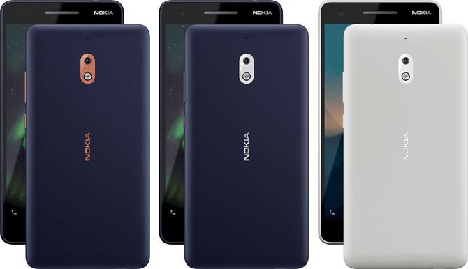 Nokia 5.1, 3.1 i 2.1 - nowe smartfony za nieduże pieniądze [3]