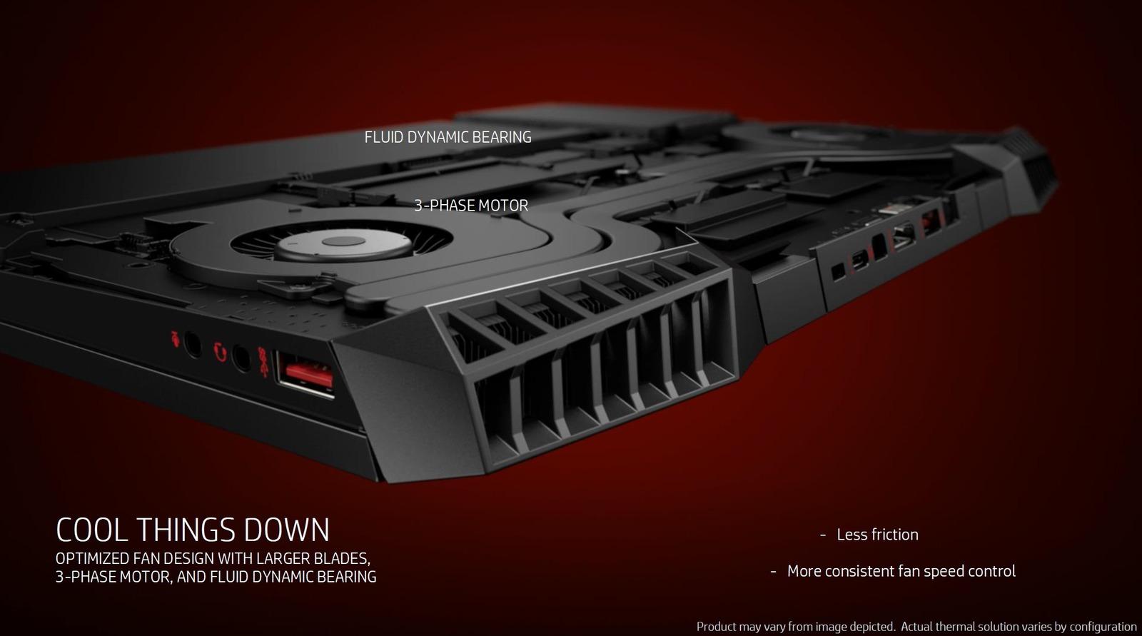 OMEN by HP 15 (2018) - nowość z GeForce GTX 1070 Max-Q