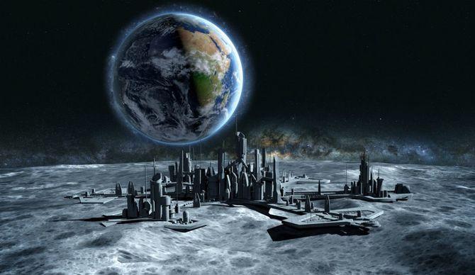 Szef Amazon chce przenieść ciężki przemysł na... Księżyc  [2]