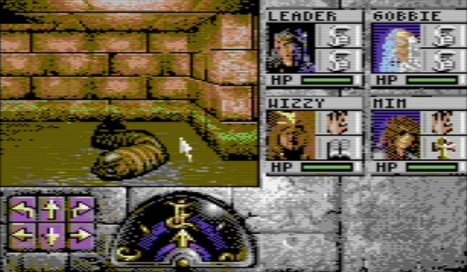 Eye of the Beholder: szykuje się port dla Commodore 64 [4]