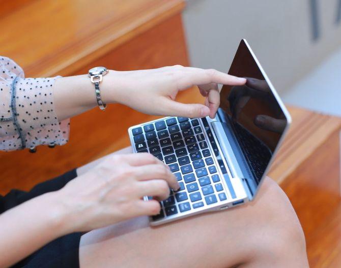GPD Pocket 2 - Laptop jeszcze smuklejszy i wydajniejszy [1]