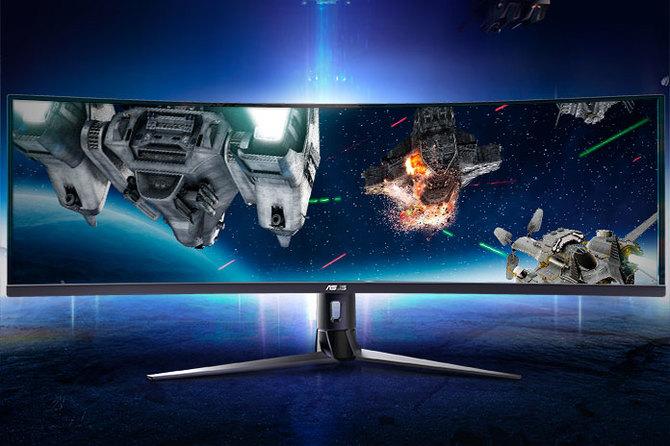 Computex 2018: ASUS prezentuje monitor ultrawide VG49V [1]