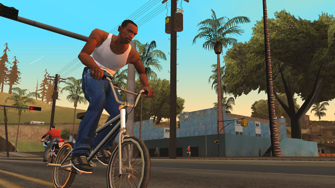 GTA San Andreas i inne tytuły Rockstar niebawem na Xbox One [1]