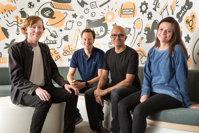 Microsoft kupił serwis GitHub za 7,5 miliarda dolarów [2]