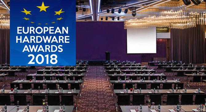 Ogłoszono zwycięzców European Hardware Awards 2018 [1]