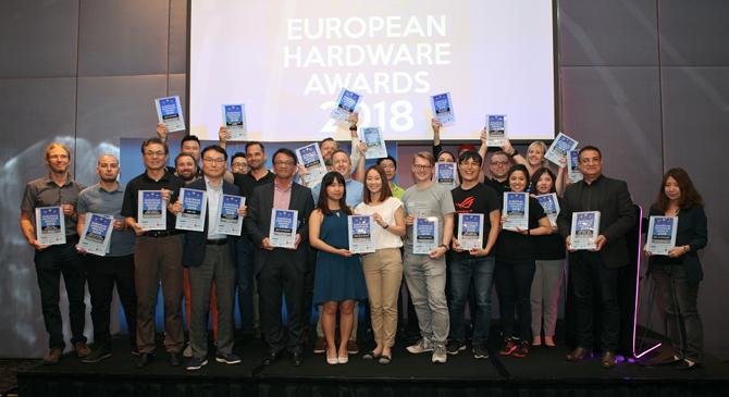 Ogłoszono zwycięzców European Hardware Awards 2018 [nc1]