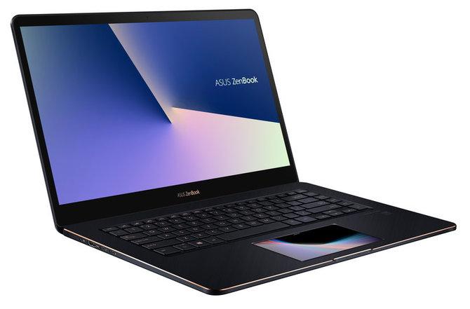 Notebook ASUS Zenbook Pro z dotykowym panelem ScreenPad [2]