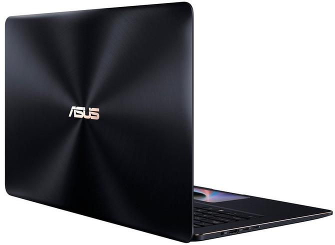Notebook ASUS Zenbook Pro z dotykowym panelem ScreenPad [3]