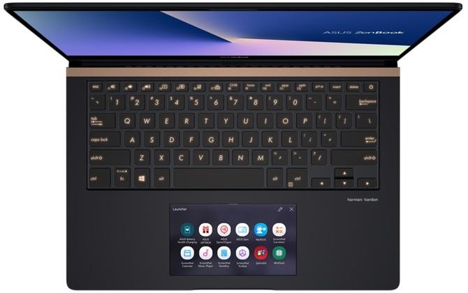 Notebook ASUS Zenbook Pro z dotykowym panelem ScreenPad [4]